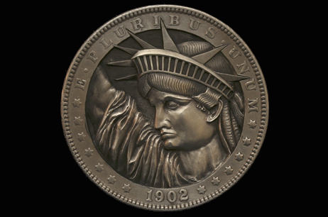 """Lady Liberty"" Morgan Dollar"